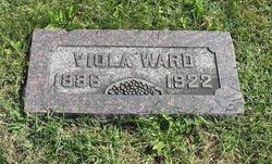 Viola Brannon <I>Booker</I> Ward