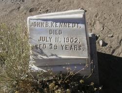 John B Kennedy