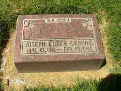 Joseph Elmer Graham