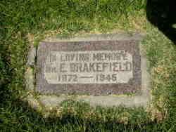 William E. Brakefield