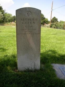 Arthur Riley Green
