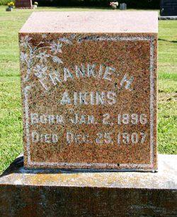"Franklin H ""Frankie"" Aikins"