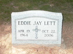 "Eddie Jay ""Jay"" Lett"