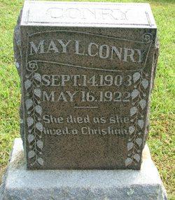 May Lilly <I>Walters</I> Conry