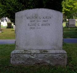 Milton G. Aiken