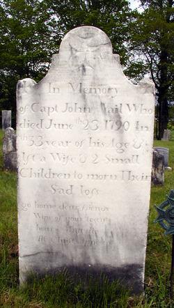 Capt John Vail