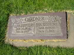 Eva <I>Sessions</I> Gardner
