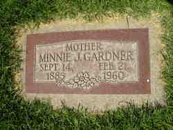 Minnie Julia <I>Atwood</I> Gardner