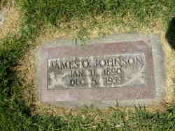 James O. Johnson