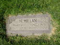 Melvin McMillan