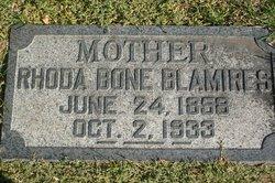 Rhoda Jane <I>Bone</I> Blamires