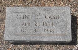 Clint Cash