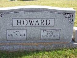 Alva Howard