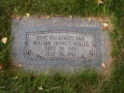 William Francis Qualls, Sr