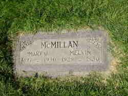 Mary Hannah <I>Johnson</I> McMillan
