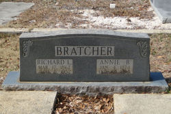 Annie Bell <I>Toomer</I> Bratcher