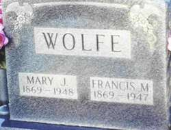 Francis Marion Wolfe