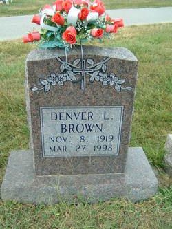 Denver Lee Brown