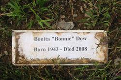 """Bonita """"Bonnie"""" Dow"""