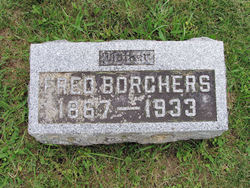 Frederick Borchers, Jr