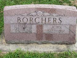 Elizabeth <I>Garrels</I> Borchers
