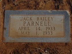 """Jackson Bailey """"Jack"""" Parnell"""