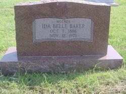 Ida Belle <I>True</I> Baker