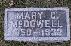 Mary Clark <I>Hughes</I> McDowell