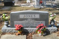 Katie M Jones