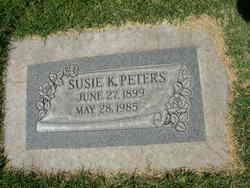 Susie K. Peters