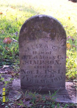 Elizabeth Catherine Simpson