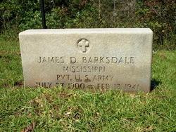 James David Barksdale (1900-1941) - Find A Grave Memorial
