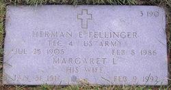 Margaret L Fellinger