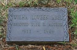 Wilma Loween <I>Sparks</I> Abel