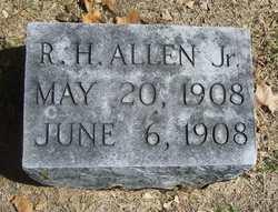 Richard Hill Allen, Jr