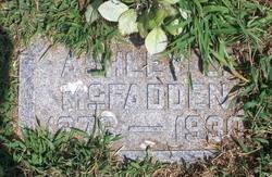 Ashley L McFadden