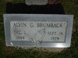 Alvin G Brumback