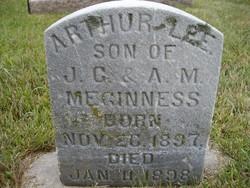 Arthur Lee Meginness
