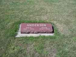 Inger <I>Christensen</I> Andersen