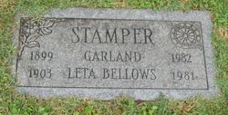 Leta <I>Bellows</I> Stamper