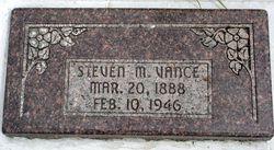 Steven Martin Vance