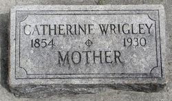 Catherine <I>Cunningham</I> Wrigley