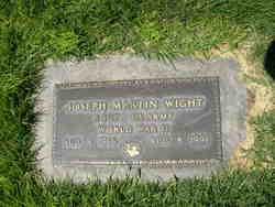 Sgt Joseph Martin Wight