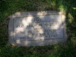 PFC Earl Vernon Walters