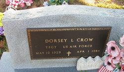 Rev Dorsey Leon Crow