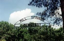 Mill Springs Missionary Baptist Cemetery