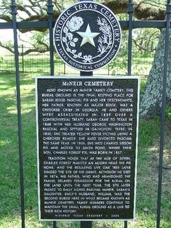 McNeir Cemetery