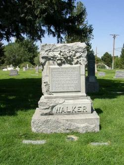 Mary Ann <I>Phillips</I> Walker