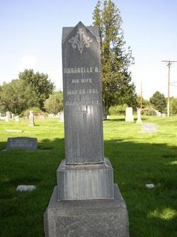 Rosabelle B. <I>Tregeagle</I> Walke