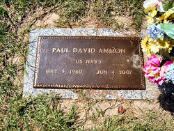 Paul David Ammon
